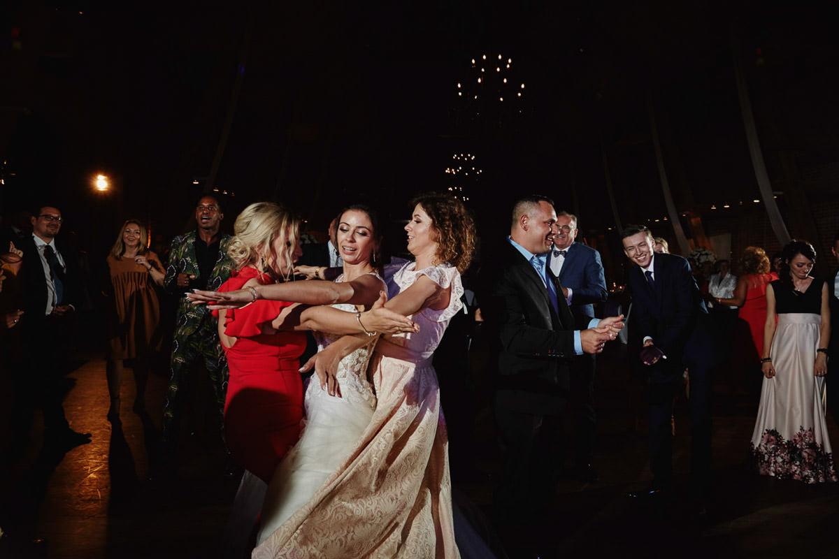 przyjęcie weselne zamek Topacz - fotograf ślubny Wrocław