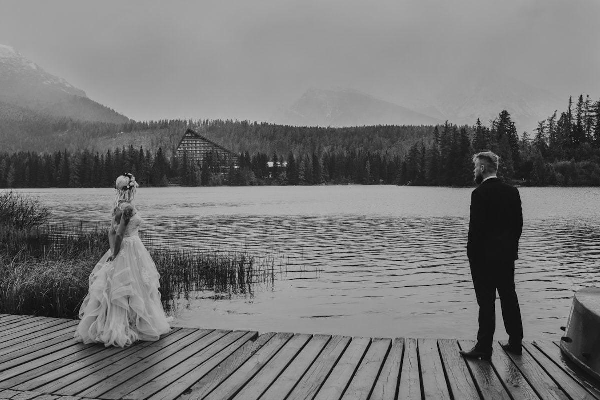 plener ślubny w tarach - fotografia ślubna