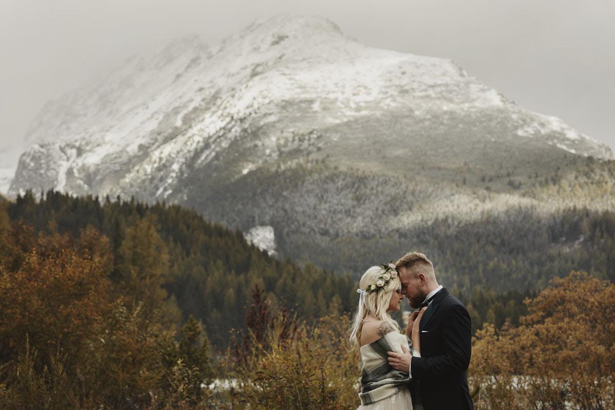 plener ślubny Słowacja - Państwo Młodzi, fotografia ślubna