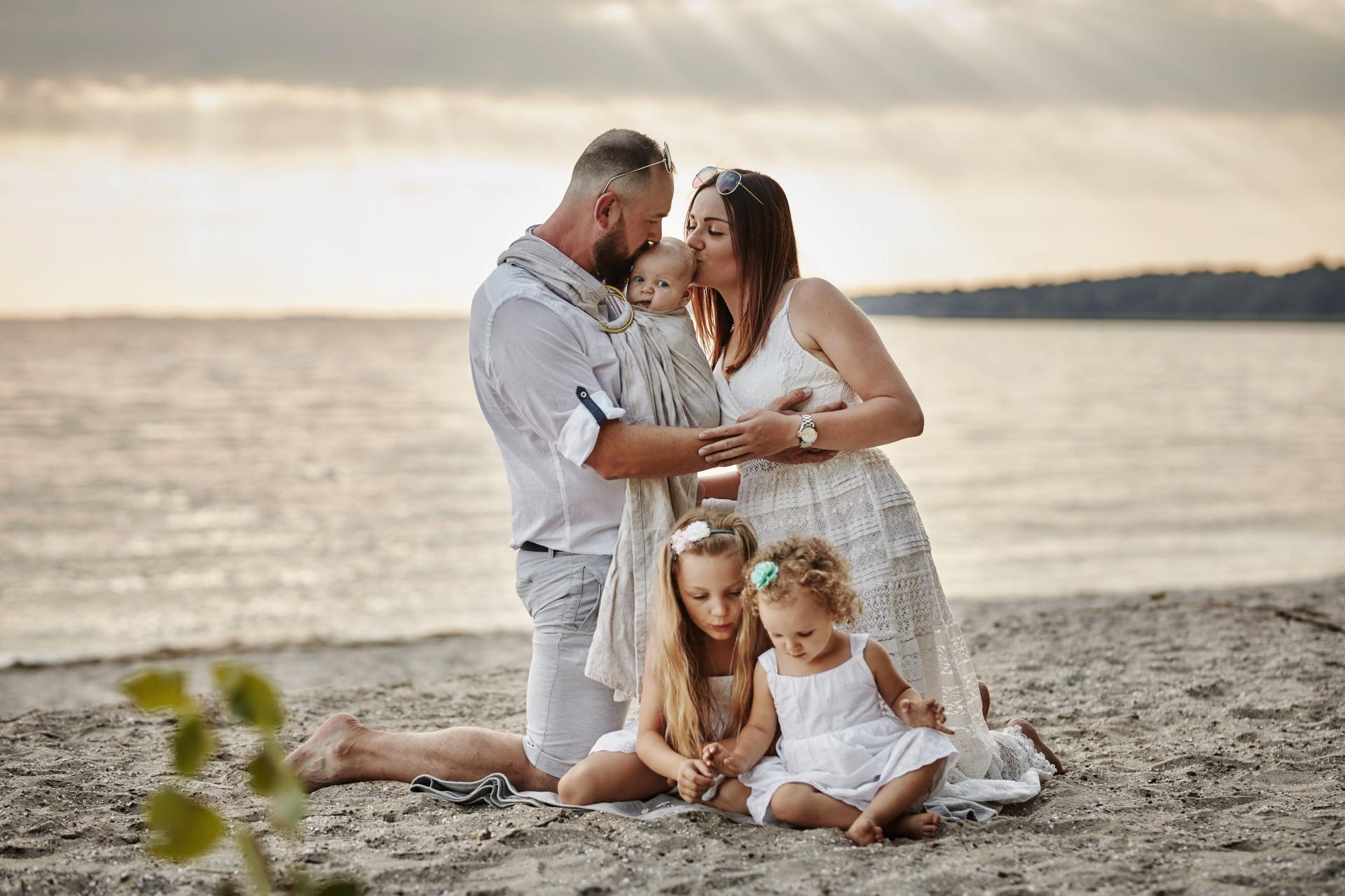 sesja rodzinna Świnoujście fotografia rodzinna w wykonaniu Przemek Białek