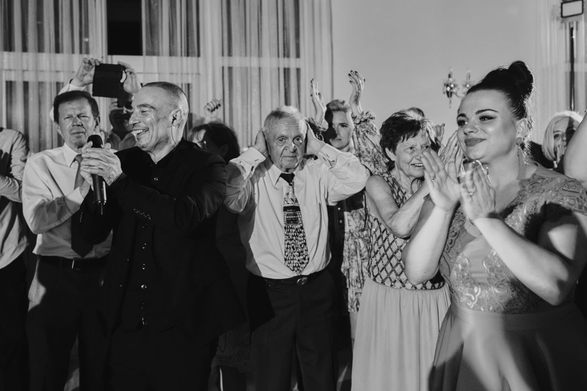 przyjecie weselne gwiazda muzyczna na weselu - Stachurski koncert