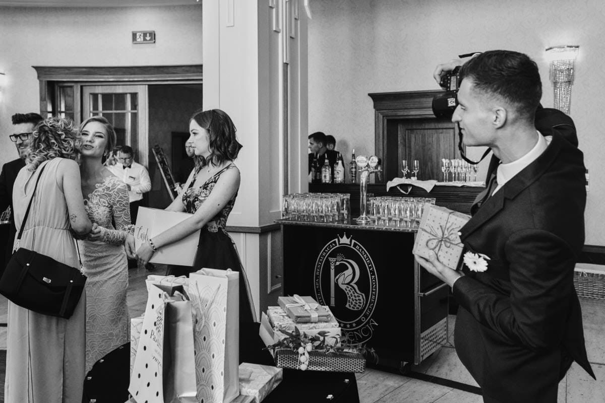 życzenia ślubne Rezydencja Luxury
