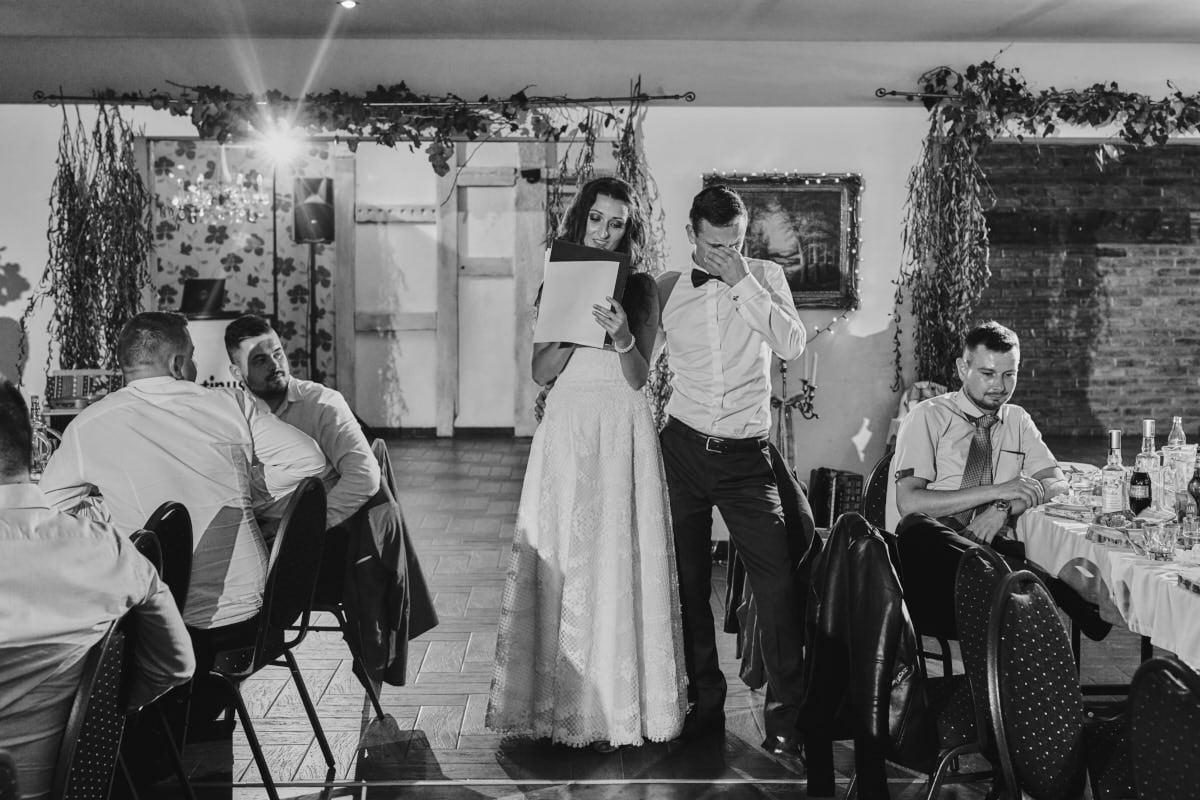 wesele rustykalne - fotografia ślubna
