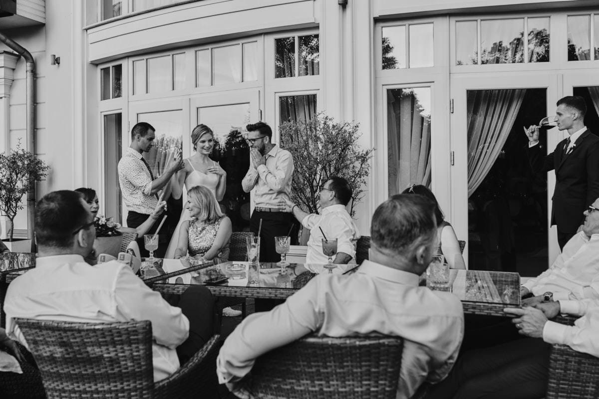 wesele Rezydencja Luxury fotografia ślubna Szczecina