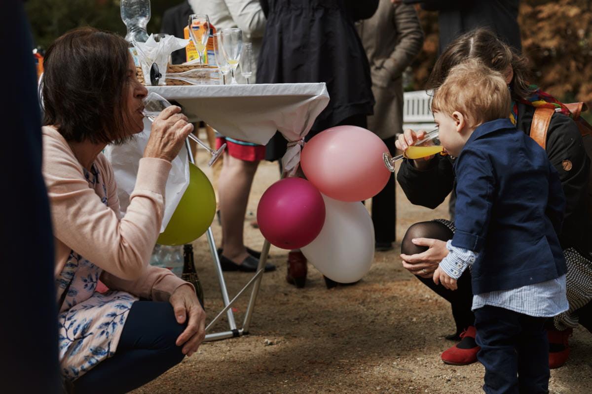 dzieci na ślubie - fotograf Berlin
