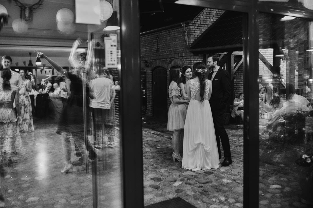 wesele rustykalne - W sam las Barnówko