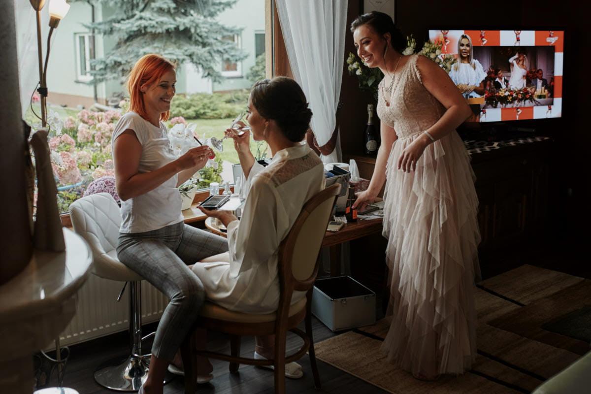 Makijaż ślubny - przygotwania panny młodej