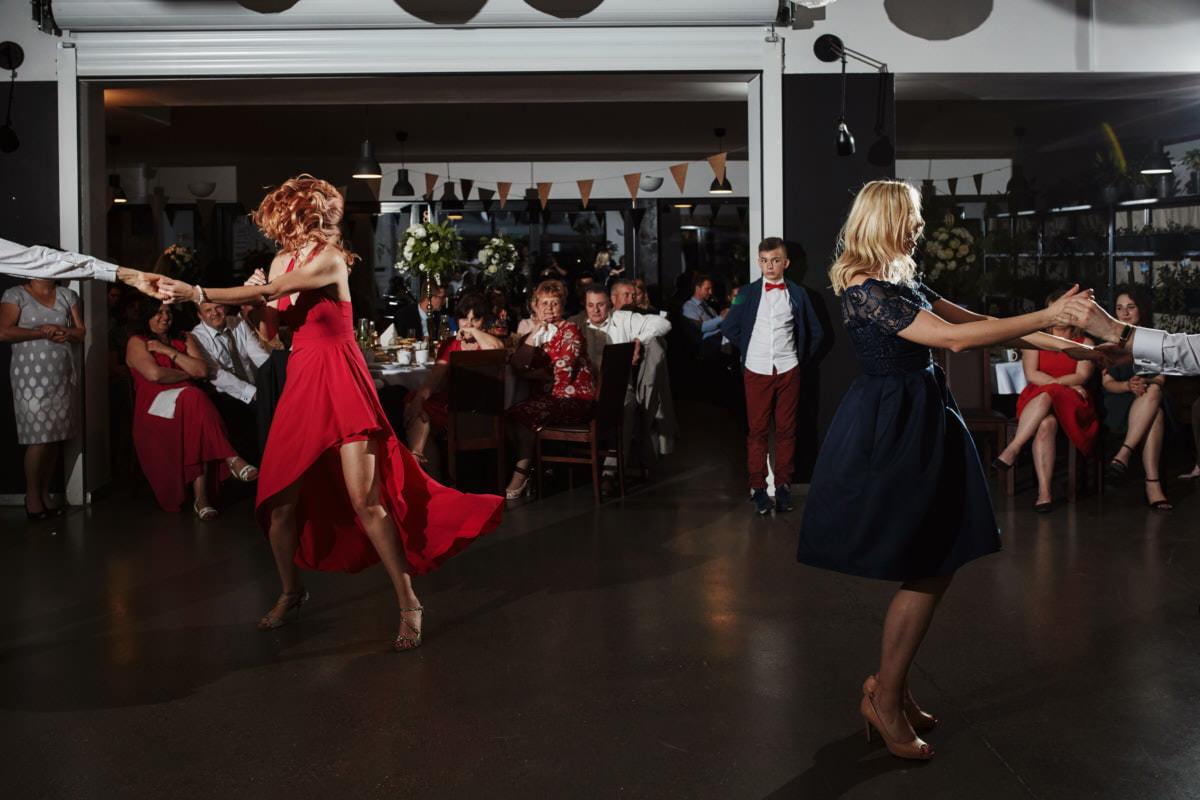 zabawa weselna - Pensjonat w Sam Las - Barnówko