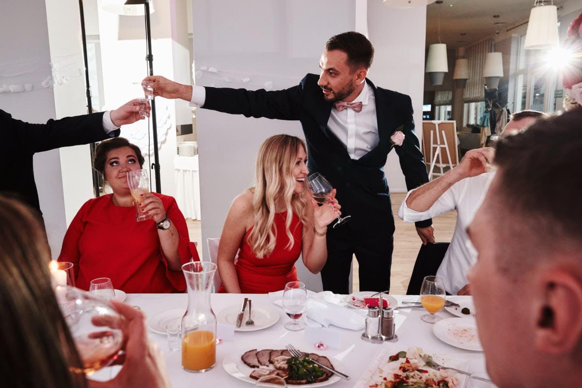 toast weselny - fotgraf Przemek Białek