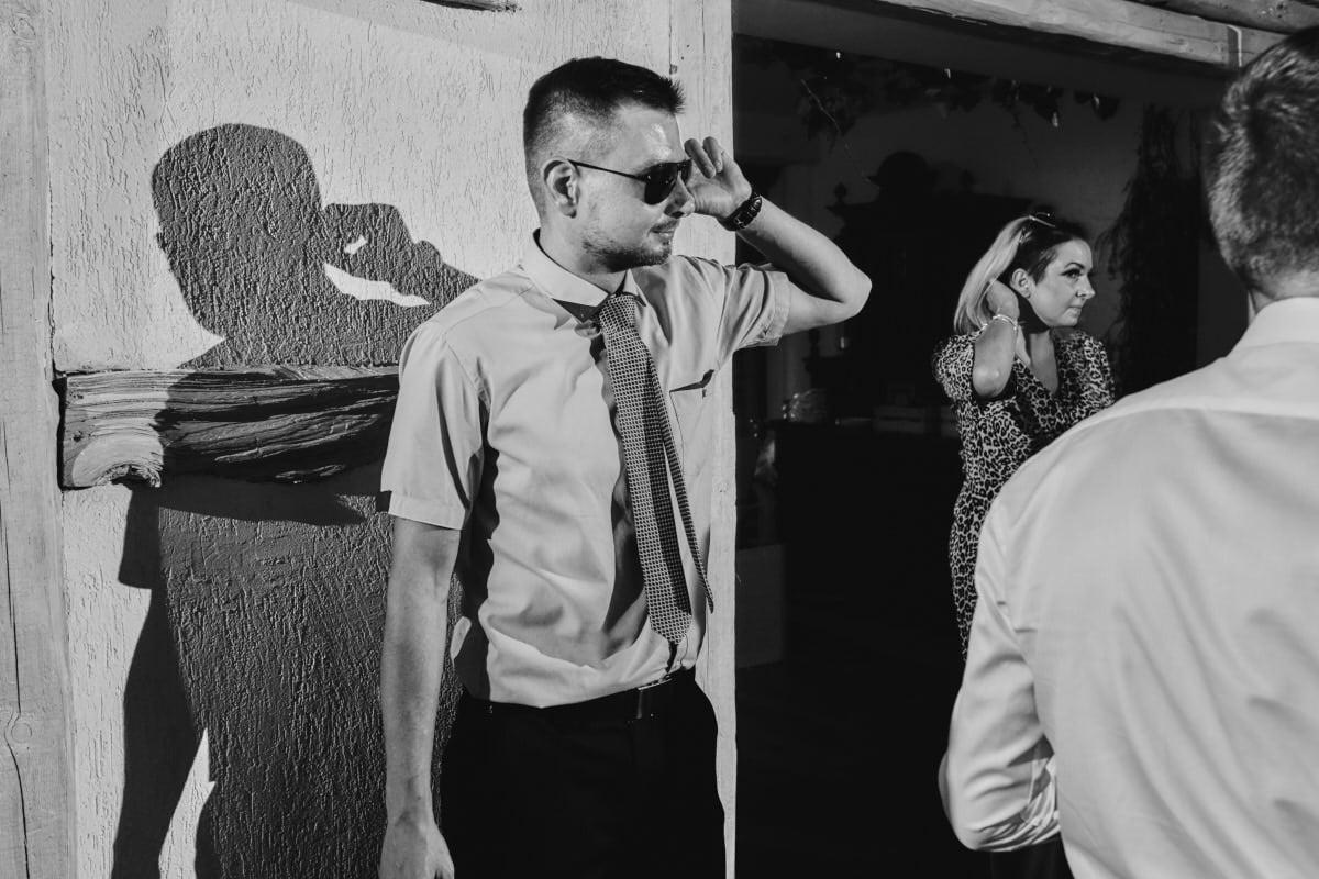 goście na weselu - fotografia Przemek Białek