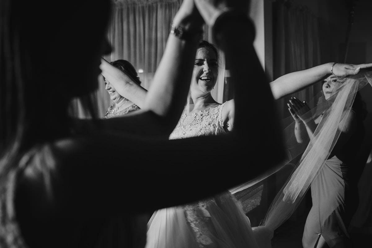 Energiczny Taniec - fotografia ślubna Szczecin