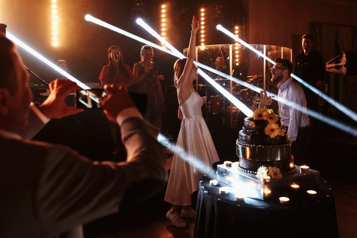 tort weselny, wesele Star Wars Rezydencja Luxury