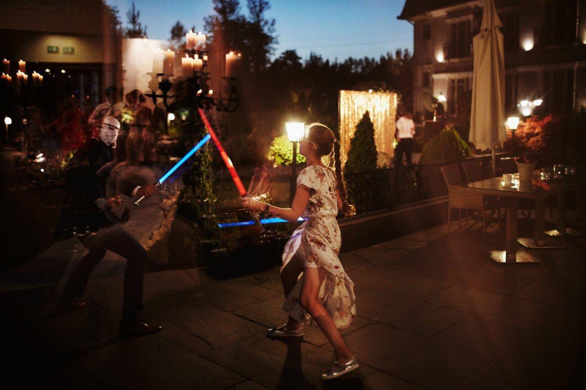 wesele Star Wars Rezydencja Luxury