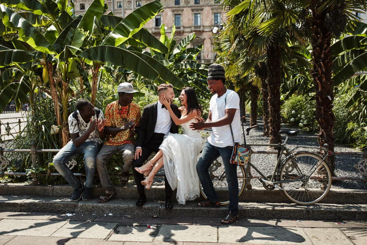 plener w Mediolanie - fotograf Przemek Białek