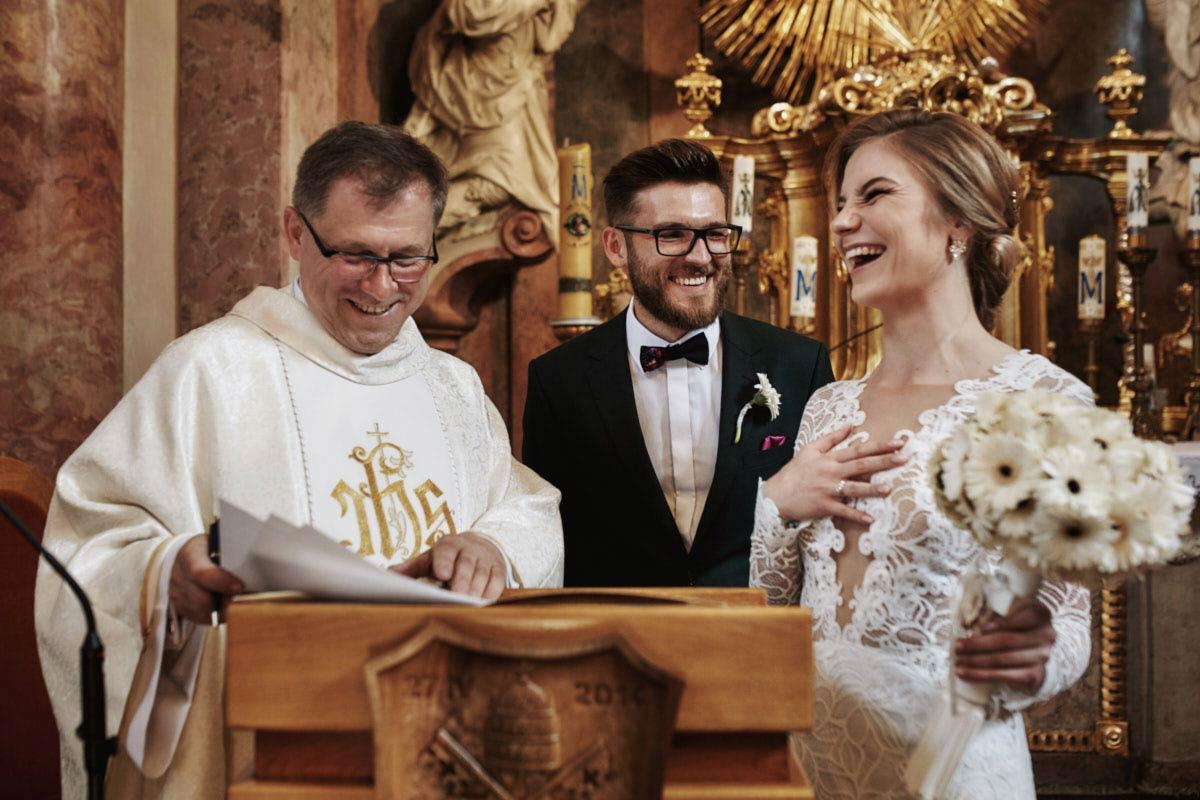 ceremonia ślubna Szczecin