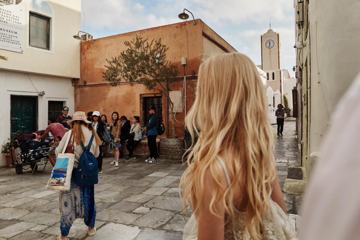 grecka ulica