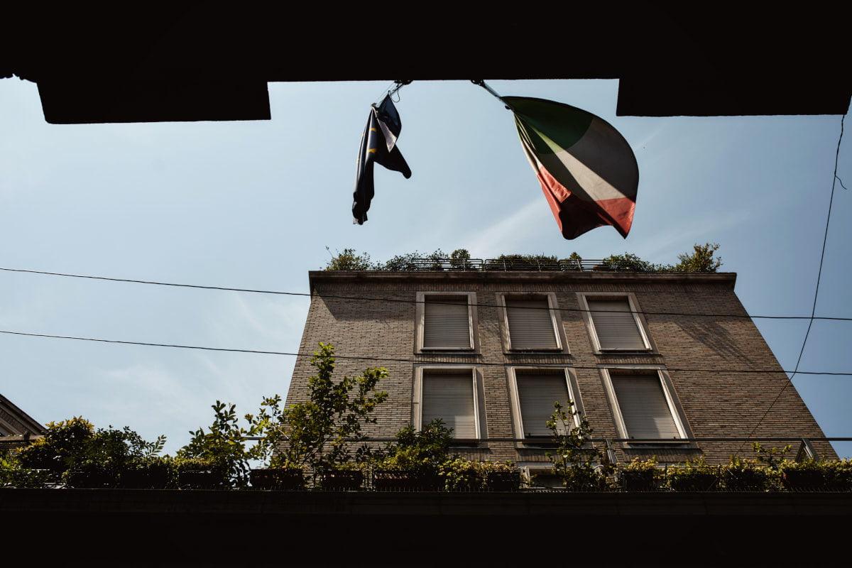 Mediolan - włoska architektura
