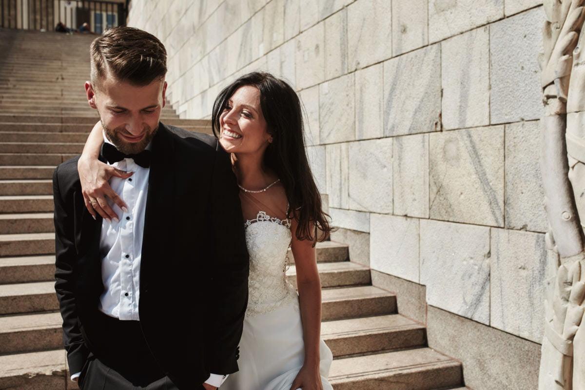 Mediolan - ślub