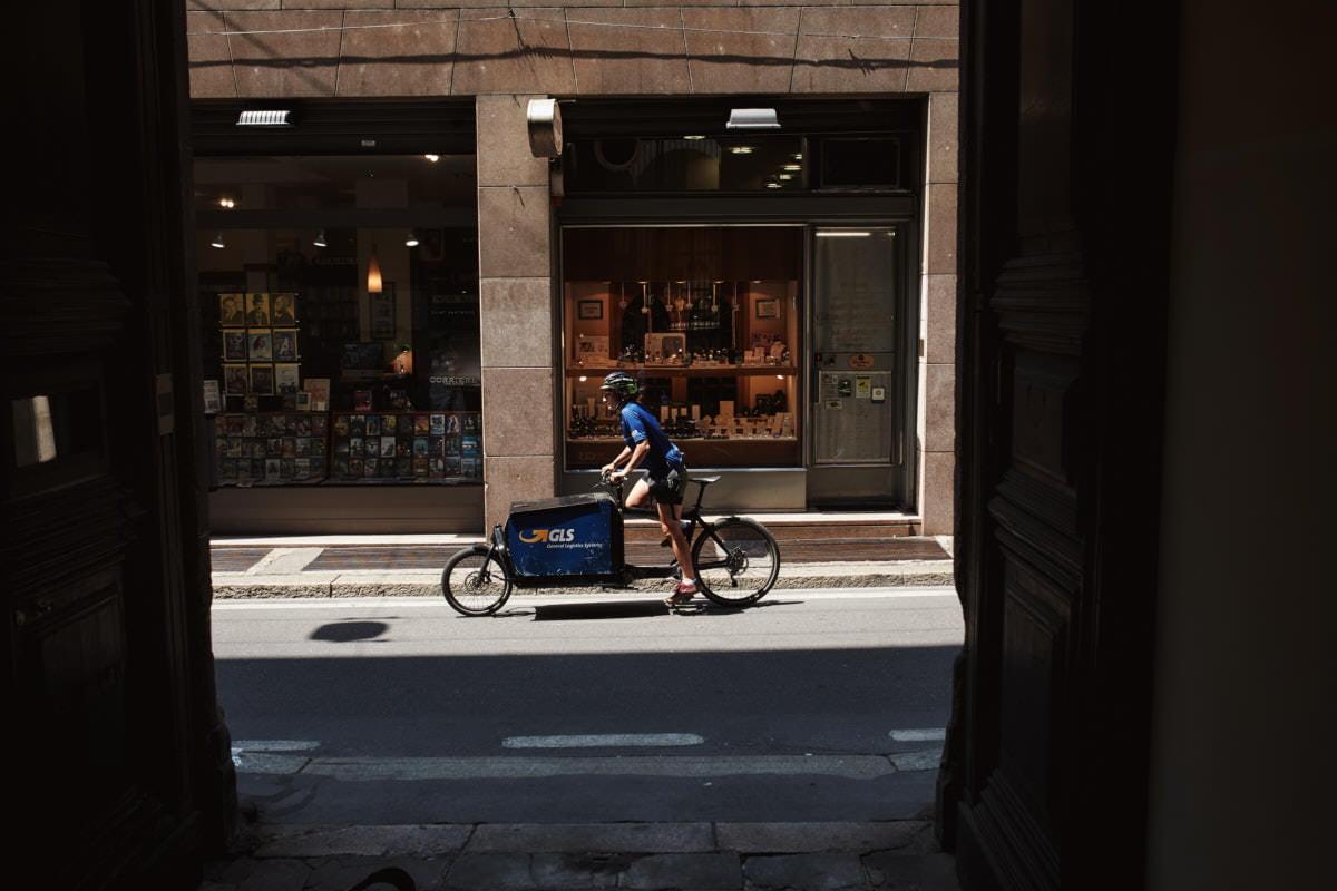 Mediolan - ulica