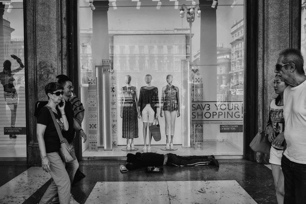 Mediolan - włoskie życie
