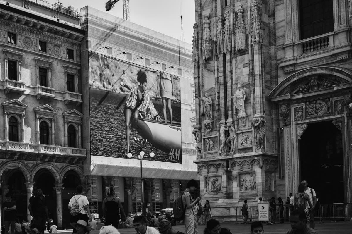 Mediolan - katedra Duomo