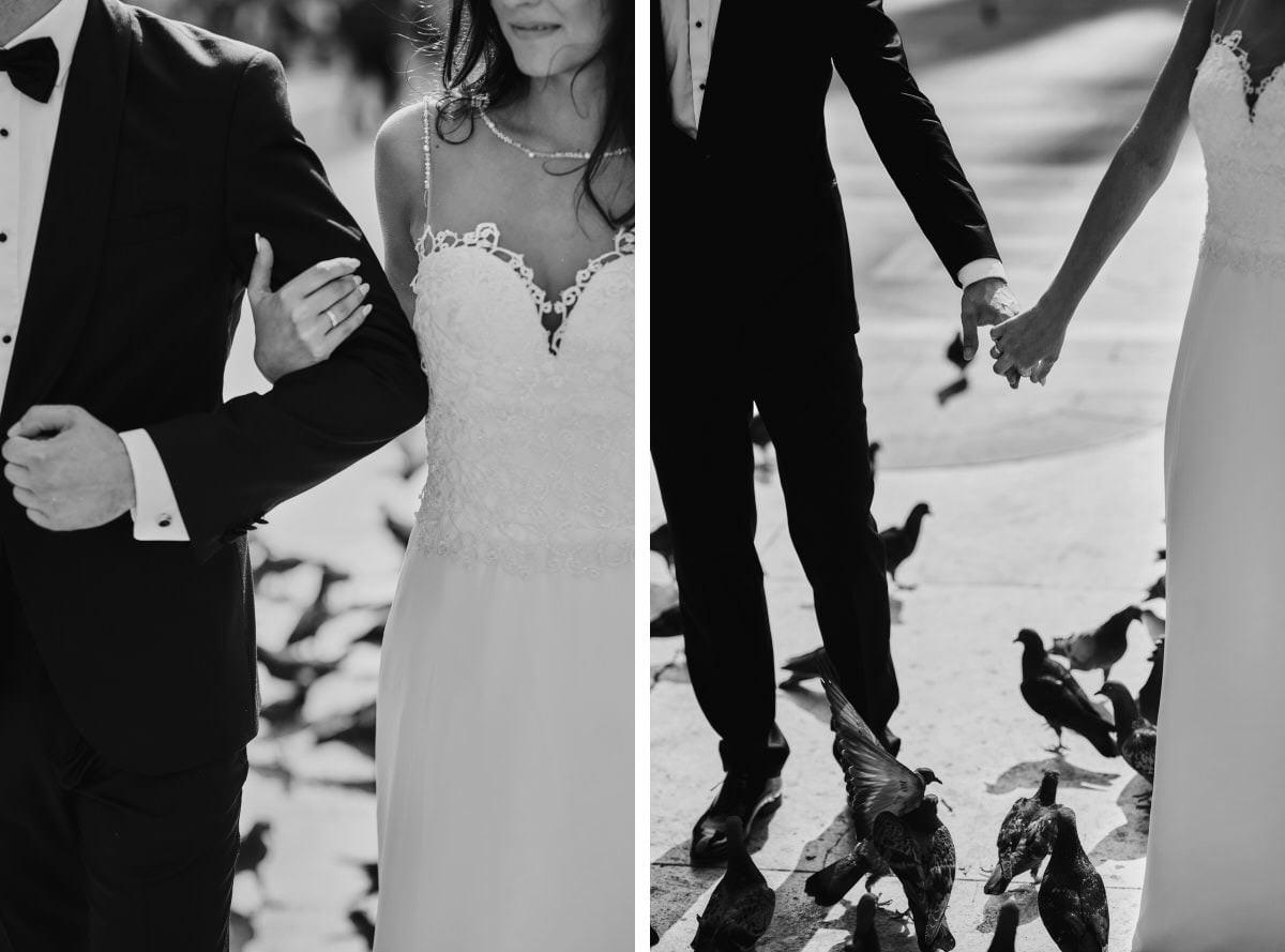 zdjecia ślubne we Włoszech