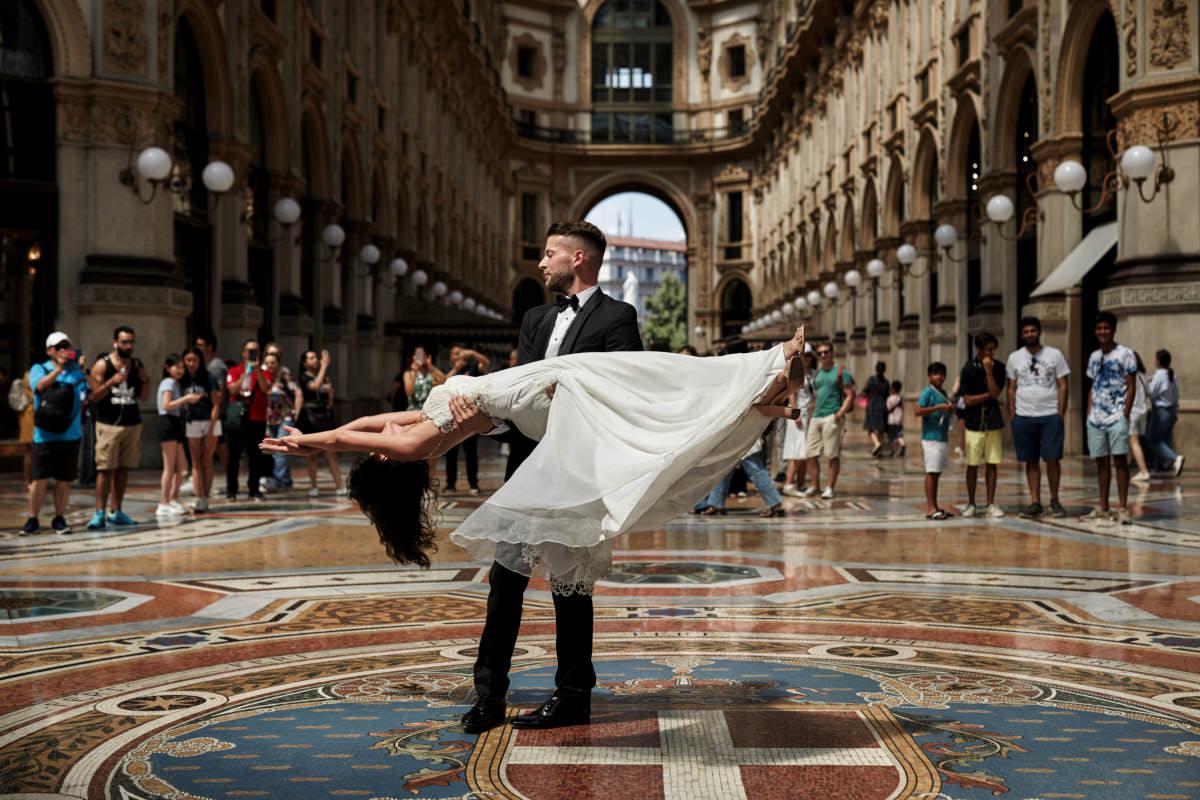 fotografia Przemek BIiałek - sesja we Włoszech